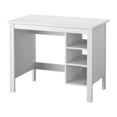 bureau ordinateur blanc brusali bureau blanc ikea