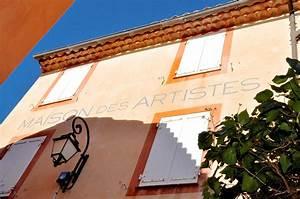 Maison Des Artistes : la maison des artistes ville de bormes les mimosas ~ Melissatoandfro.com Idées de Décoration