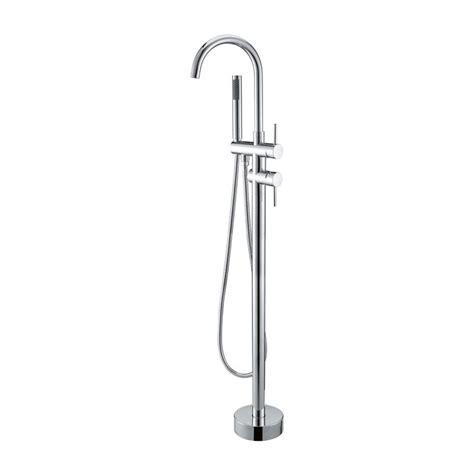 robinet sur baignoire robinetterie sur pied pour baignoire 238 lot robinet pour