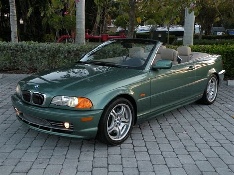 2001 Bmw 330ci Convertible Fort Myers Florida For Sale In