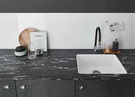 Küchenarbeitsplatte Marmor Optik by Arbeitsplatten Material Vergleich Unterschiede Vor Und