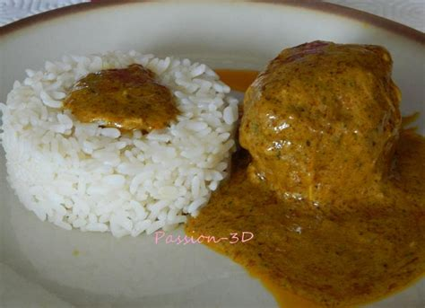 cuisiner paupiette de porc recette paupiettes de porc au tikka masala 750g