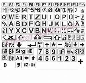 Große Deko Buchstaben : tastaturaufkleber f r alte menschen grosse buchstaben tastaturaufkleber f r ihren pc ~ Markanthonyermac.com Haus und Dekorationen