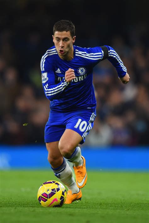 Substitute eden hazard scored his first home goal in a year to complete the comeback seven minutes from time and hand leicester an historic title. Eden Hazard - Eden Hazard Photos - Chelsea v Tottenham ...