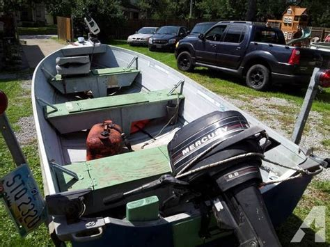 Boat Parts Youngstown Ohio by 14 Fishing Boat With Motor Fish Finder For Sale In