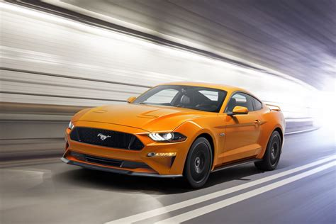 Ford Mustang by Ford S Newest Mustang Drops The V6 Engine For The