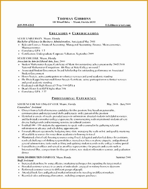 Resume Format For Internship Free by 8 Sle Internship Curriculum Vitae Free Sles Exles Format Resume Curruculum