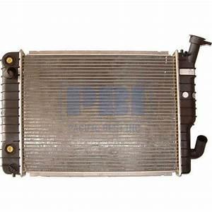 Radiator Pbi For 87 V6 2 0  2 8