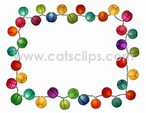 Christmas Lights clipart animated gif - Pencil and in ...