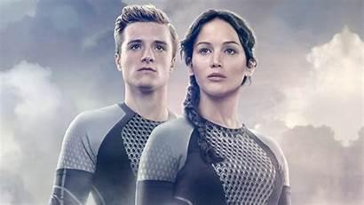 Hunger Games Katniss Peeta Catching Fire Wallpapers