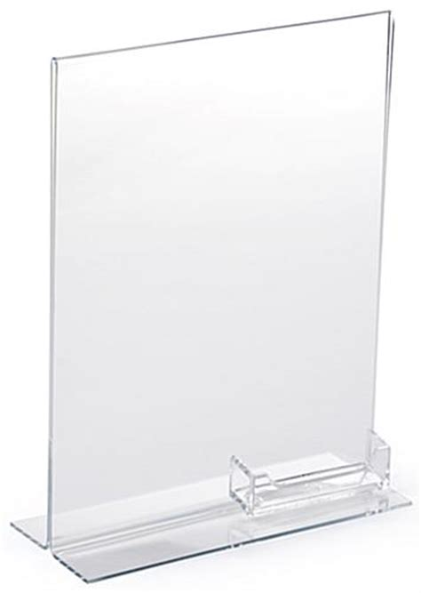 Despite the increasing dominance of online. Custom Business Card Holder   Features Acrylic Sign Frame