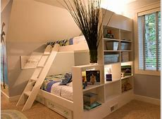 Cool Bunk Beds For Teenage Girls With Stairs – Bedroom