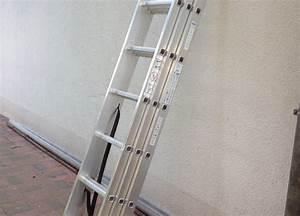 Leiter 3 Teilig : leiter 4 5m arbeitsh he bis 6 5m mieten wall baumaschinen ~ A.2002-acura-tl-radio.info Haus und Dekorationen