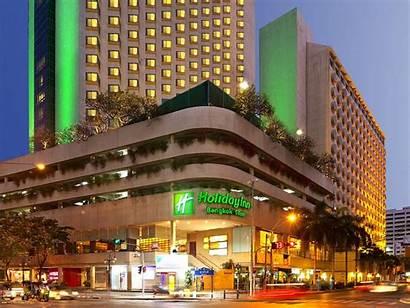 Silom Bangkok Inn Holiday Thailand Ihg Discount