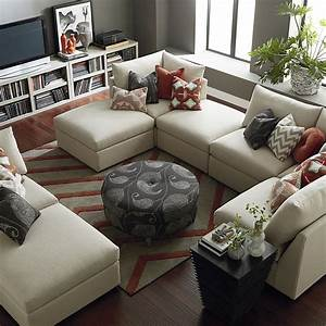 U shaped sectional sofa with chaise hotelsbacaucom for U shaped sectional sofa bed