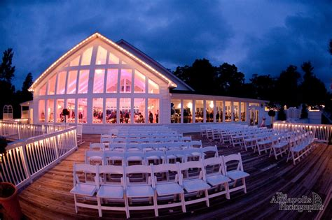 waterfront wedding venue  maryland celebrations