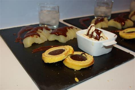 recette cuisine gastronomique simple recette dessert gastronomique à base de gateau à la broche