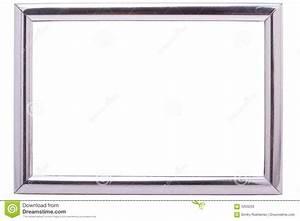 Cadre De Tableau : cadre de tableau vide en m tal d 39 isolement photos stock ~ Dode.kayakingforconservation.com Idées de Décoration
