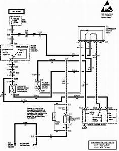 2003 Chevy Silverado Air Conditioning Electrical Diagram