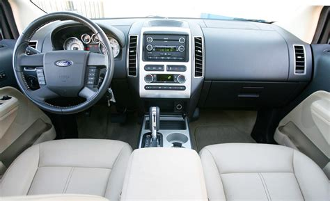 ford edge  informations articles bestcarmagcom