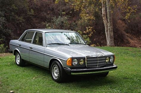 Fully restored and carefully modded, this stunning 1980 w123 mercedes 300d is… Mercedes Motoring - 1980 300D Diesel Sedan | Mercedes w123, Mercedes benz, Mercedes