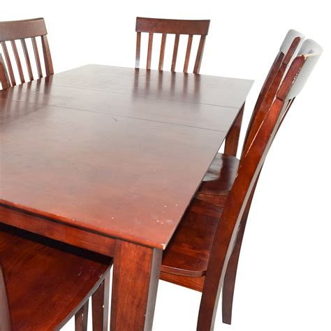 Buy Dining Table Chairs by 89 Bob S Furniture Bob S Furniture Dining Room