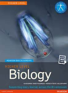pearson baccalaureate biology higher level print and etext bundle for the ib diploma 2 damon