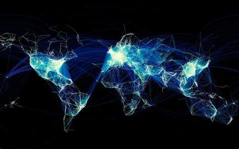 Global Server Nodes Network