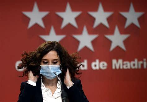 """Ayuso critica """"el papelón"""" de Zapatero en Venezuela"""