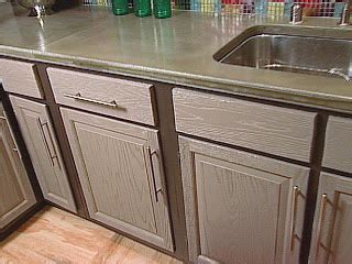 sandblasting kitchen cabinet doors painting clean pulling the two toned look 5066