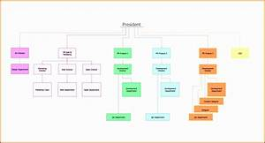 5 Flow Chart Template Excel - Excel Templates