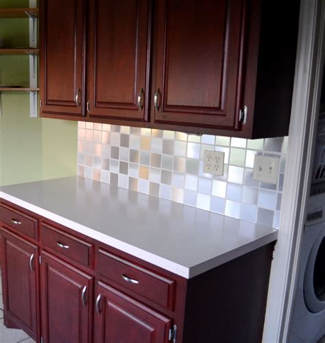 contact paper kitchen backsplash contact paper tiled backsplash my goal is simple 5680