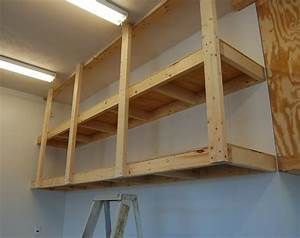 Garage Shelving Plans — Decor Trends : Sharing the Garage