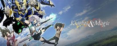 Magic Knight Anime English Knights Wallpapers Sci