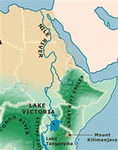 Gallery For > Africa Map Nile River