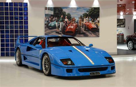 Ferrari F40 Blue | www.pixshark.com - Images Galleries ...