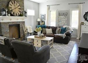 Living room ideas grey and brown wwwimagehurghadacom for Wonderful ways to have grey room ideas