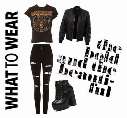 Polyvore Badass Outfits Casual Outfit Clothes Cool