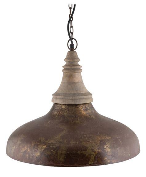 rustic pendant lighting new rustic brown iron wood pendant light ebay