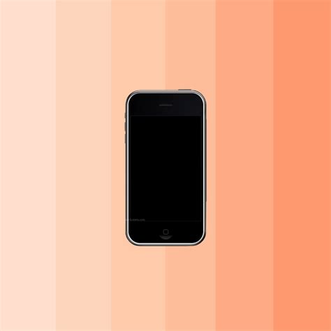 apple iphone st generation screen specifications