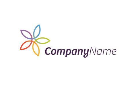 logo design sles flower logo design for cheap logo templates