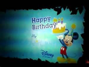Happy Birthday Song YouTube