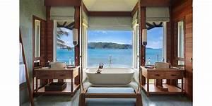 les plus belles salles de bain d39hotels a travers le monde With belles salles de bain