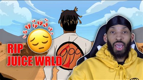 Juice Wrld Righteous Official Video Reaction Youtube