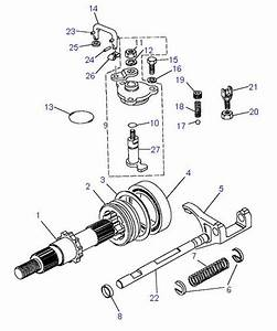 Land Rover Parts - Transfer Gearbox