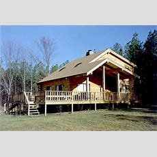 Log Cabin Homes Is There One In Your Future?