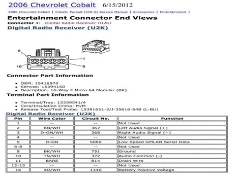 2003 Chevrolet Wiring Diagram Stereo by 2003 Impala Stock Radio Wiring Diagram Wiring Forums
