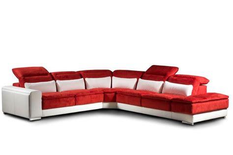 Modular Corner Sofa With Reclining Mechanism