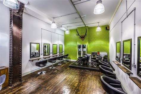 The best hair salons in the UK | HELLO!