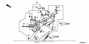 Honda Engines Gx660 Vay Engine  Jpn  Vin  Gcbck
